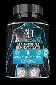 Przebadany suplement zawierający chelat magnezu - Apollo's Hegemony Magnesium Bisglycinate